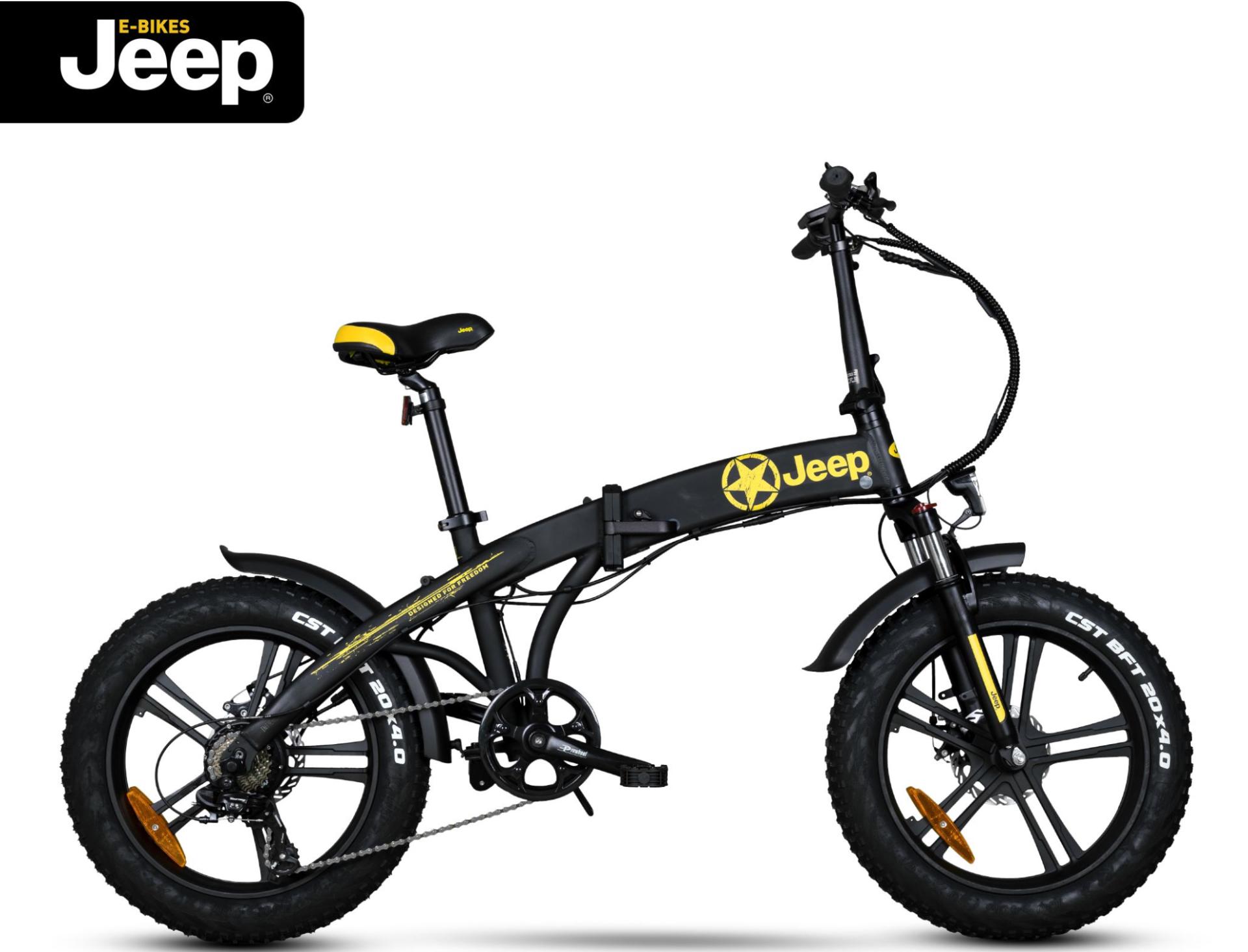 Jeep Fold E-Bike FR 7020
