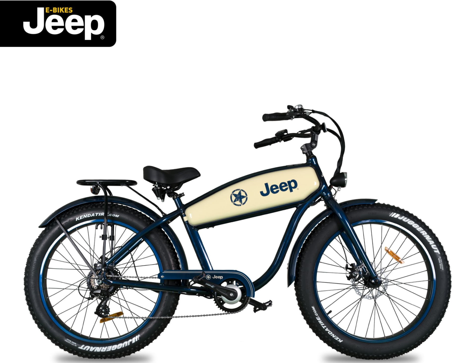 Jeep Cruise E-Bike CR 7005 46 cm