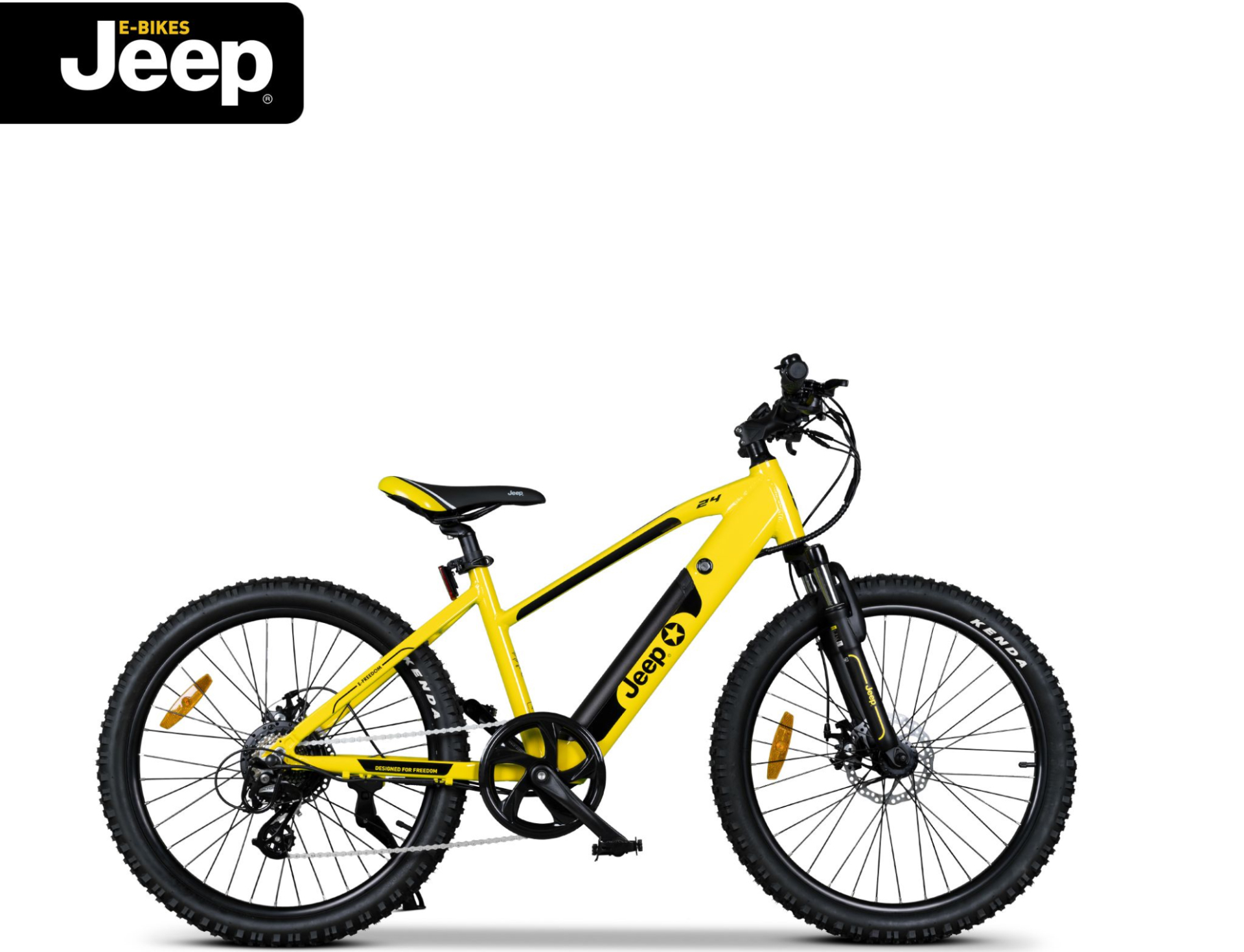 Jeep Teen E-Bike TR 70